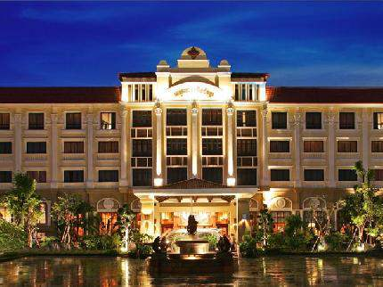 Hotel Prince D`Angkor, Siam Reap