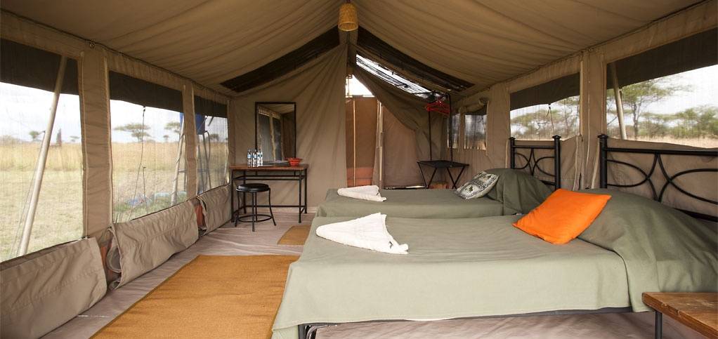 KatiKati Camp, Serengeti