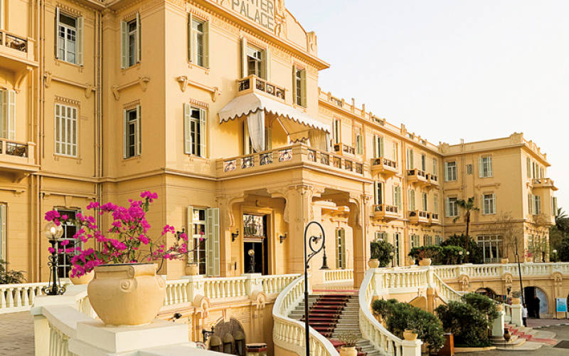 Sofitel Luxor Winter Palace Pavillon