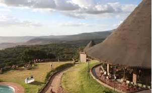 Sopa Lodge, Ngorongoro