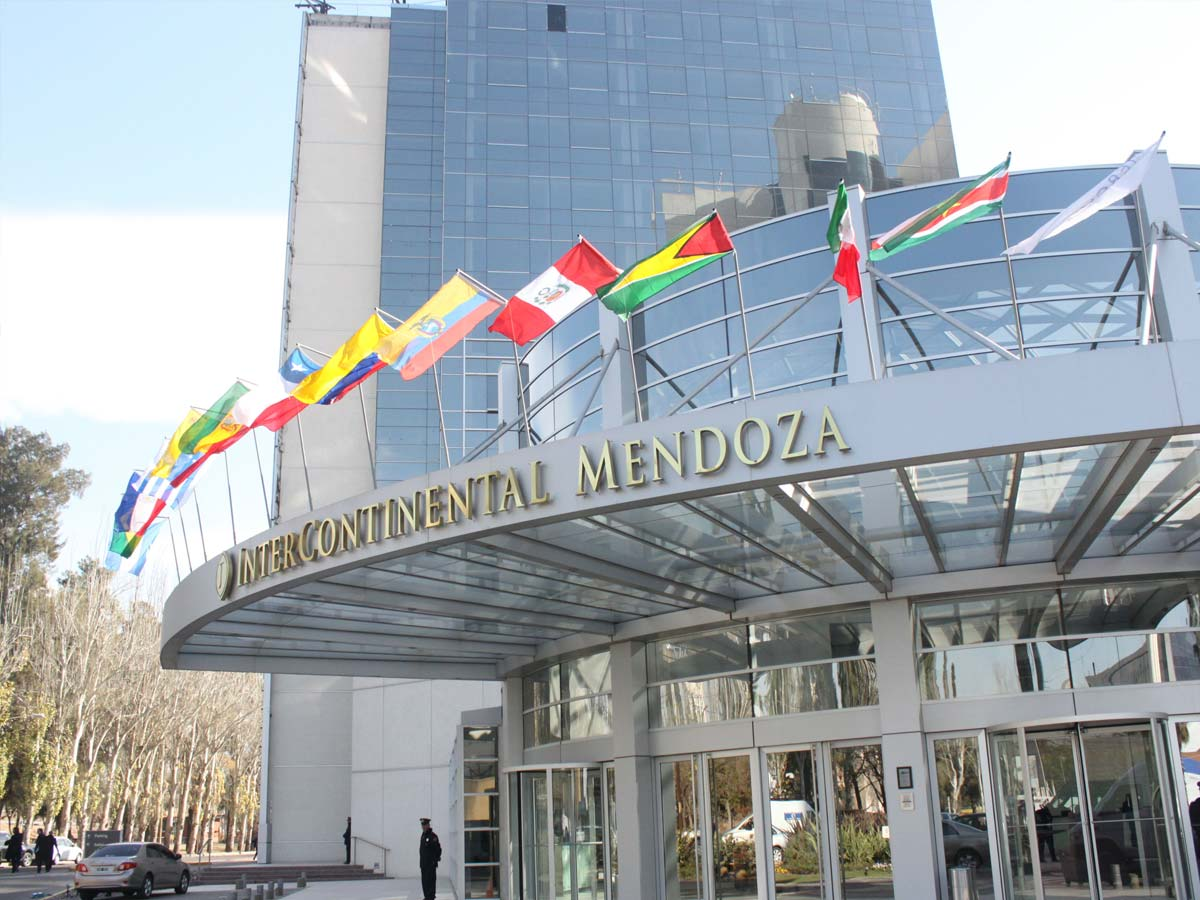Hotel Intercontinental, Mendoza