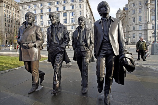 The Beatles' Liverpool